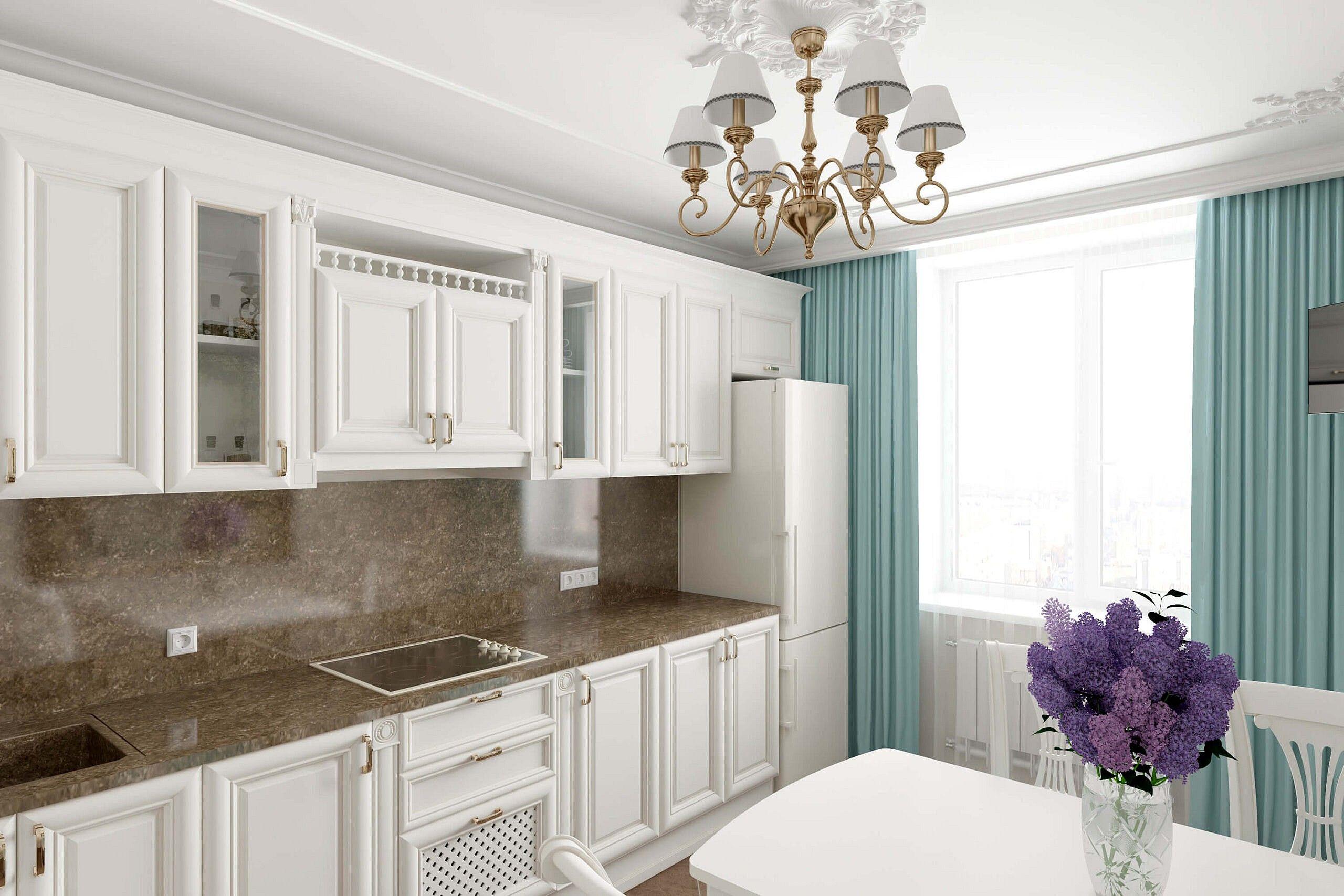 кухня_в_классическом_стиле